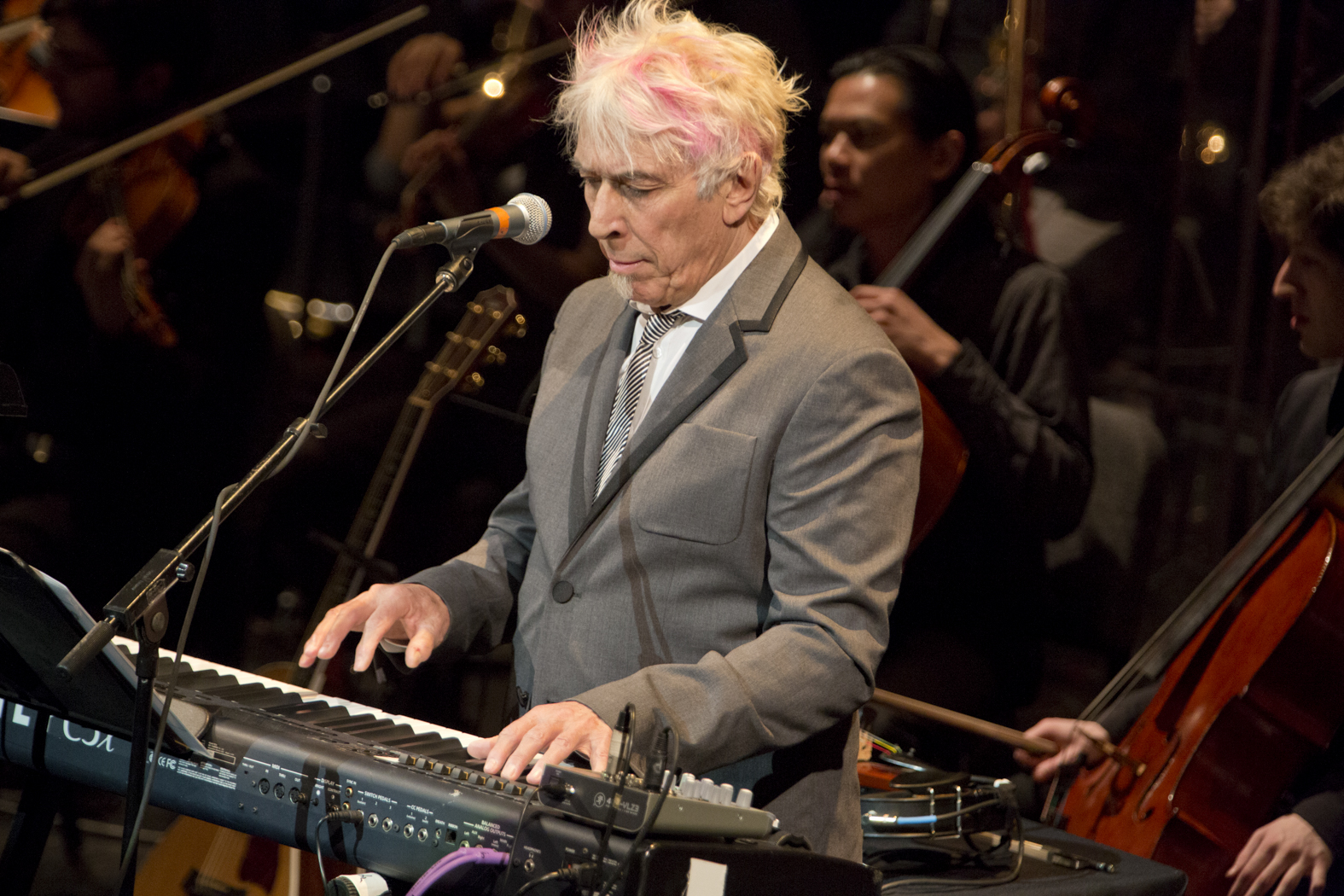 John Cale and the Wordless Music Orchestra_10_20130118