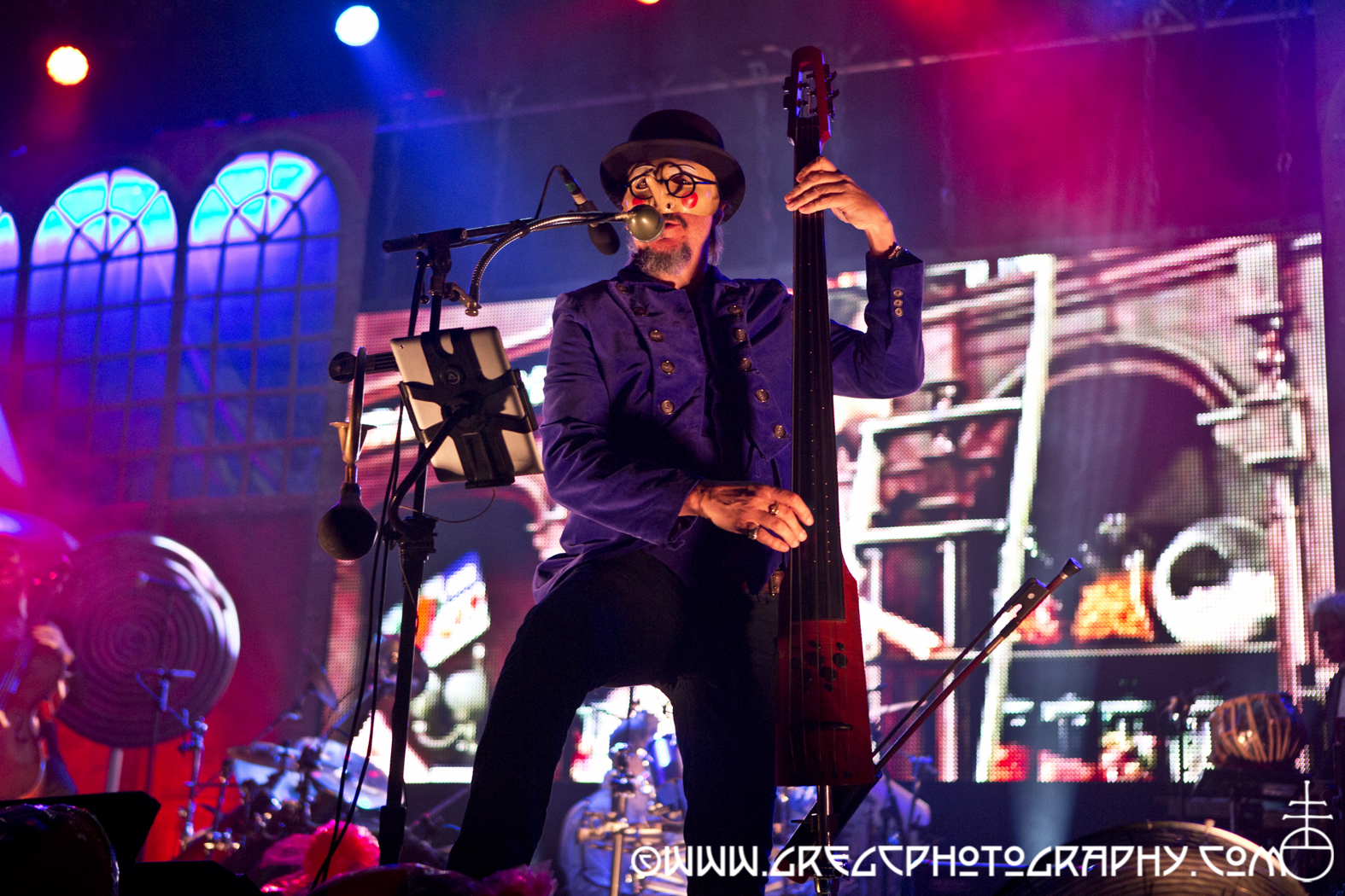 Primus and The Chocolate Factory featuring The Fungi Ensemble_06_20150425