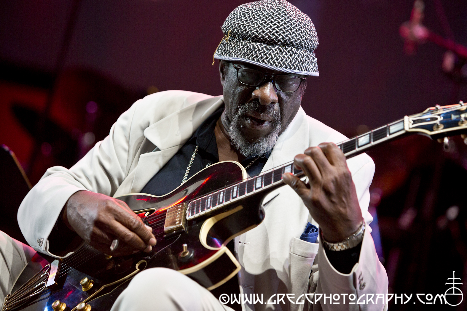 James Blood Ulmer at Music of Ornette Coleman_82_20140612