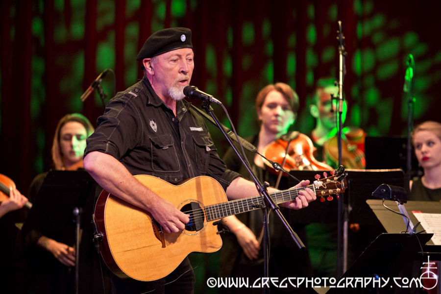 Richard Thompson & Orchestra at Le Poisson Rouge, NYC - 2016-06-09