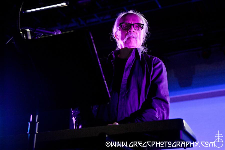 John Carpenter at PlayStation Theater, NYC