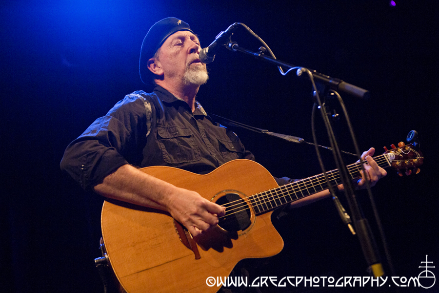 Richard Thompson performing in Sincerely, L. Cohen: A Celebration of Leonard Cohen at Music Hall of Williamsburg in Brooklyn, NY - Sincerely L. Cohen: A Celebration Of Leonard Cohen Photos For Sale