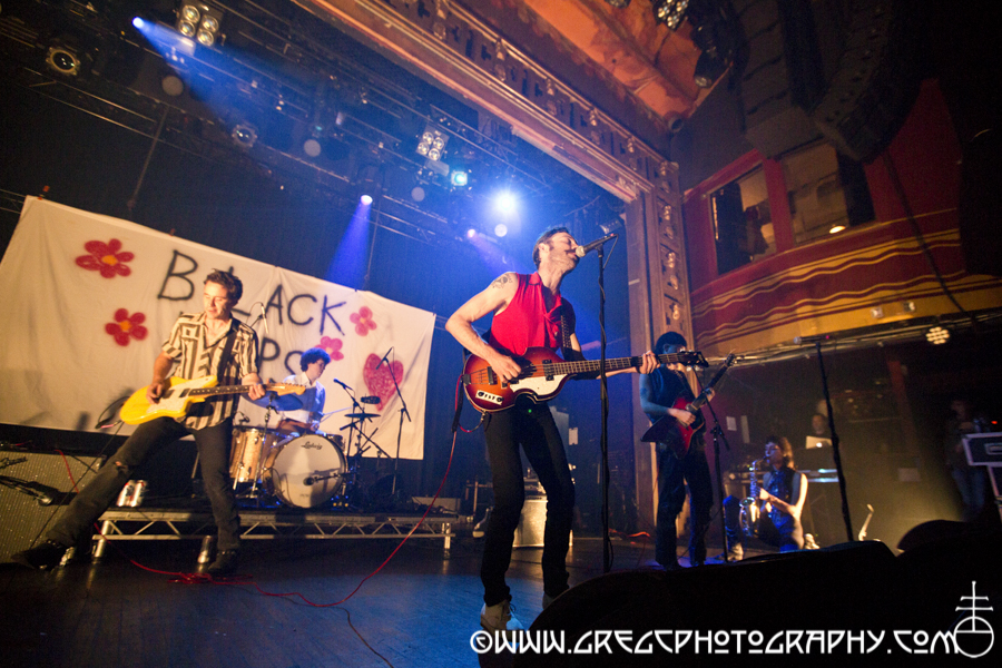 Black Lips at Webster Hall, NYC - Black Lips and The Moonlandingz Photos