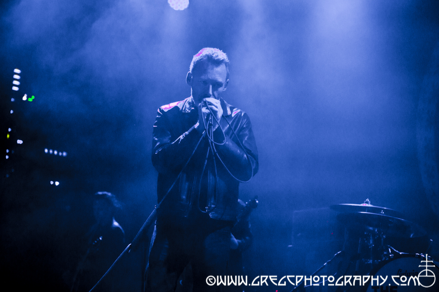 Jim Reid of The Jesus and Mary Chain at Brooklyn Steel in Brooklyn, NY - The Jesus and Mary Chain and The Cobbs Photos