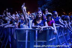 Dead Mau5 fans at Made In America Festival at Benjamin Franklin Parkway in Philadelphia, PA- August 31, 2013.
