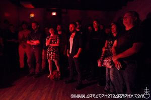 Islaja fans at Trans-Pecos in Ridgewood, NY- September 20, 2014.