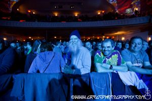 Phil Lesh And Friends fans at The Capitol Theatre in Port Chester, NY- March 18, 2015.